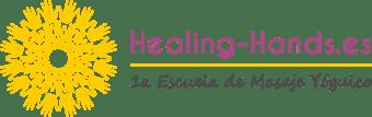 Masaje Yóguico – Healing Hands Logo